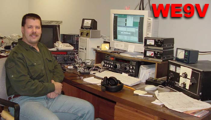 WE9V Contest Station